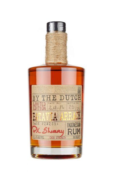BY THE DUTCH Batavia Arrack PX Sherry Cask Finish Limited Edition